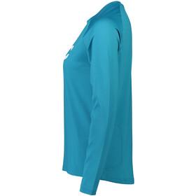 POC Reform Enduro Langarm Trikot Damen basalt blue